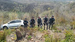 Polícia de Picuí recupera veículos usados no roubo ao banco de Campo Redondo-RN
