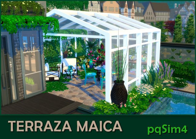 Terraza Maica Detalle 5.