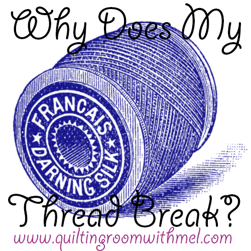 Image Result For Why Does My Thread Keep Breaking On My Embroidery Machine