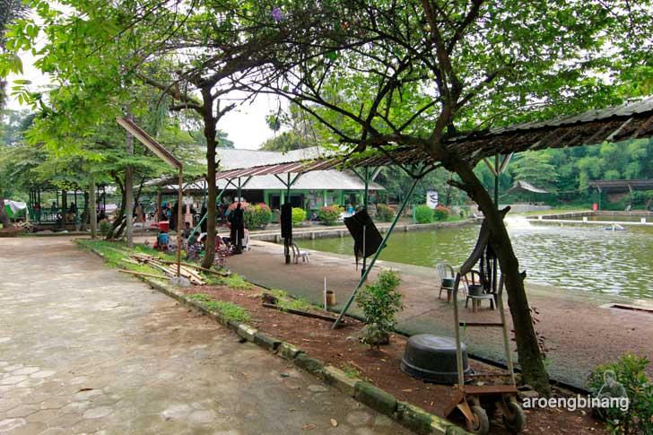 Telaga Fishing Pond