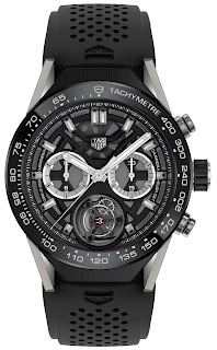 Montre Tag Heuer Tourbillon Heuer-02T Connected Modular 45