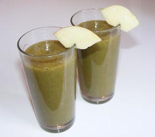 reteta smoothie de fructe si legume natural ideal in cure si diete de slabire,