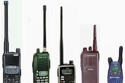 Radio HT, Alat Komunikasi Penyelamat di Daerah Bencana