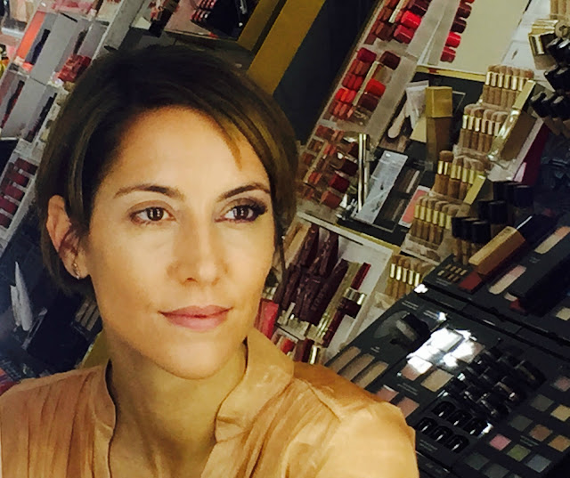 Fitness And Chicness-Maquillaje Navidad YSL-5