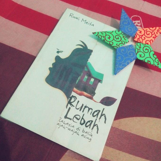 [BOOK REVIEW] Rumah Lebah by Ruwi Meita