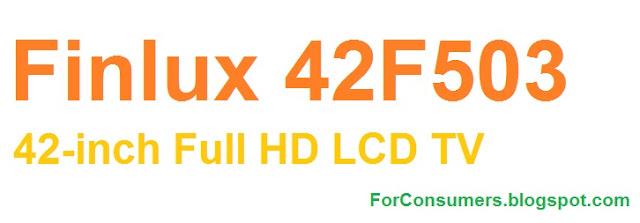 Finlux 42F503 42-inch Full HD LCD TV