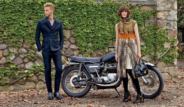 americana manhasset fall 2014 look book