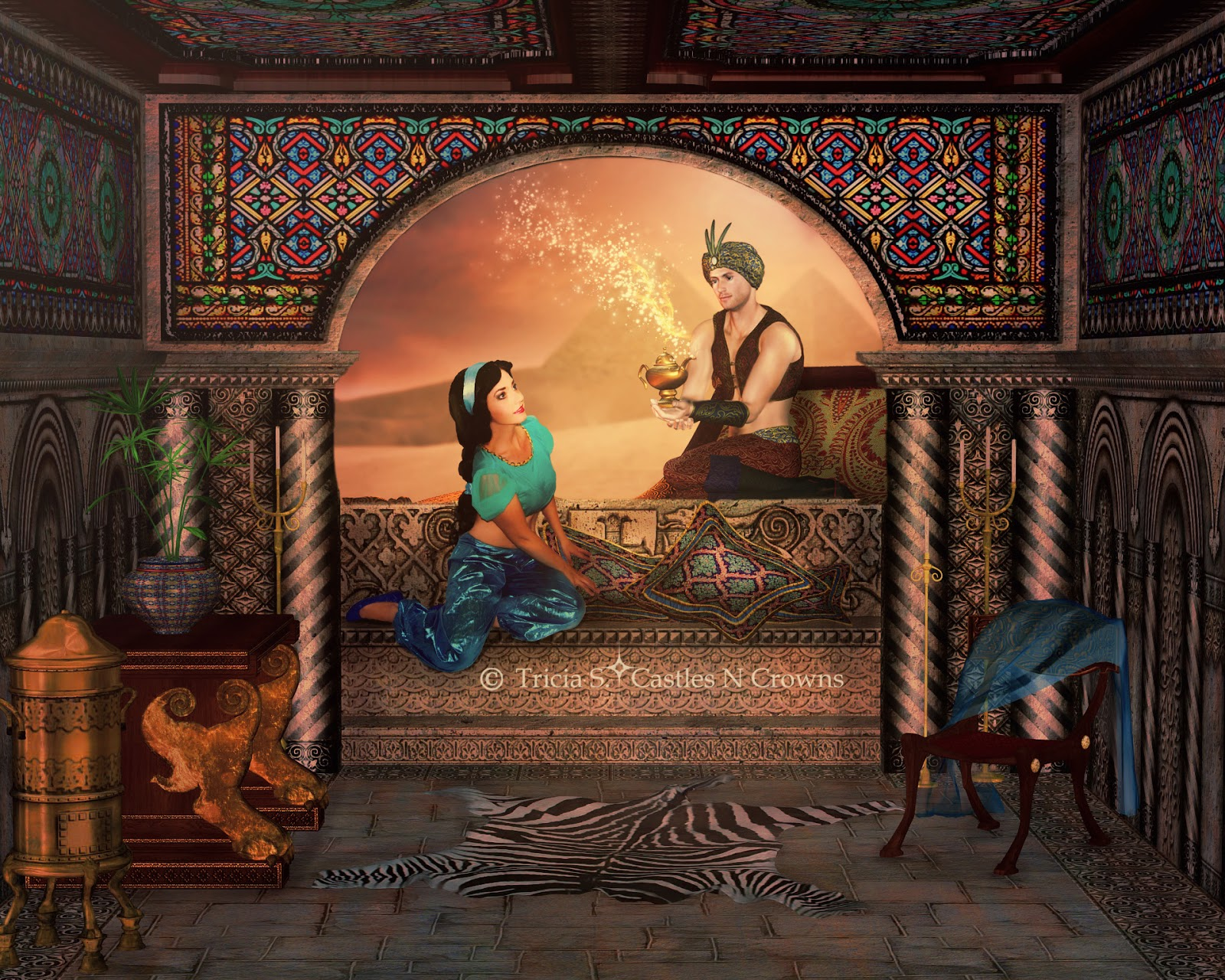 Arabian nights gioco