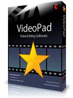 تحميل برنامجVideoPad محرر الفيديو