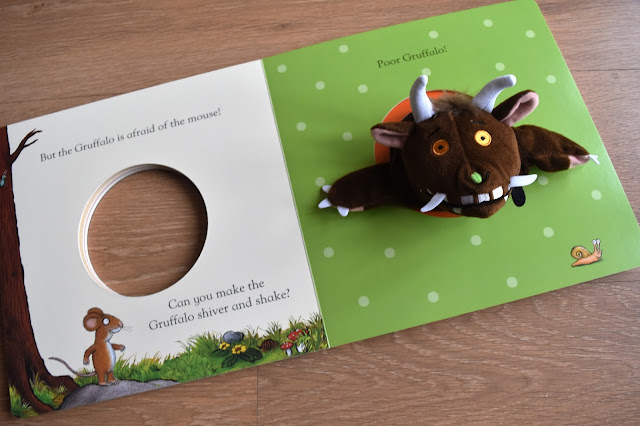 The Gruffalo Puppet Book