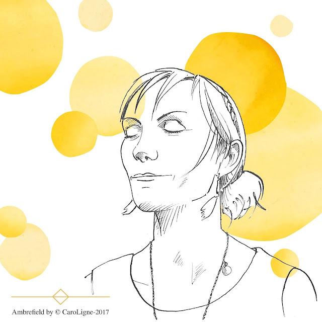profil Ambrefield Portrait Ambre