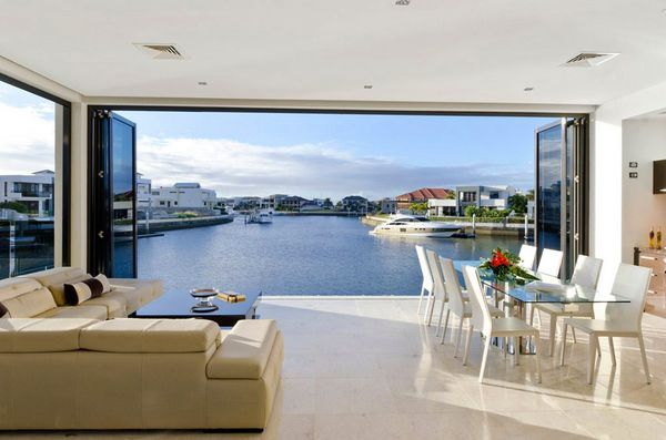 Allegra House - A Mansion for Luxury Yachts Owners