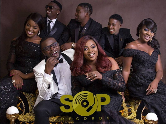 funke akindele husband records label