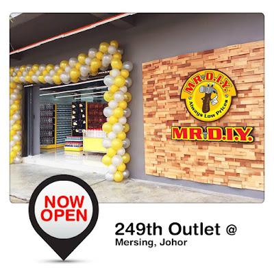 MR.D.I.Y Outlet Free Umbrella