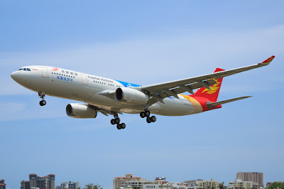 beijing capital airlines a330