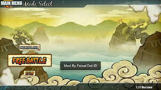Naruto Senki Mod Version v1.17 by Faisal Apk