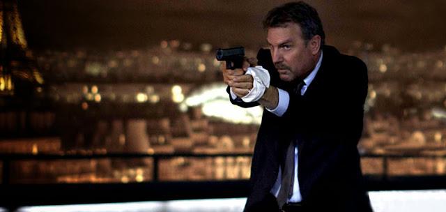Kevin Costner în primul trailer pentru thrillerul de acţiune 3 Days To Kill