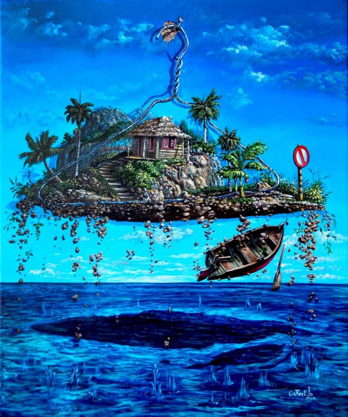 Кубинский художник