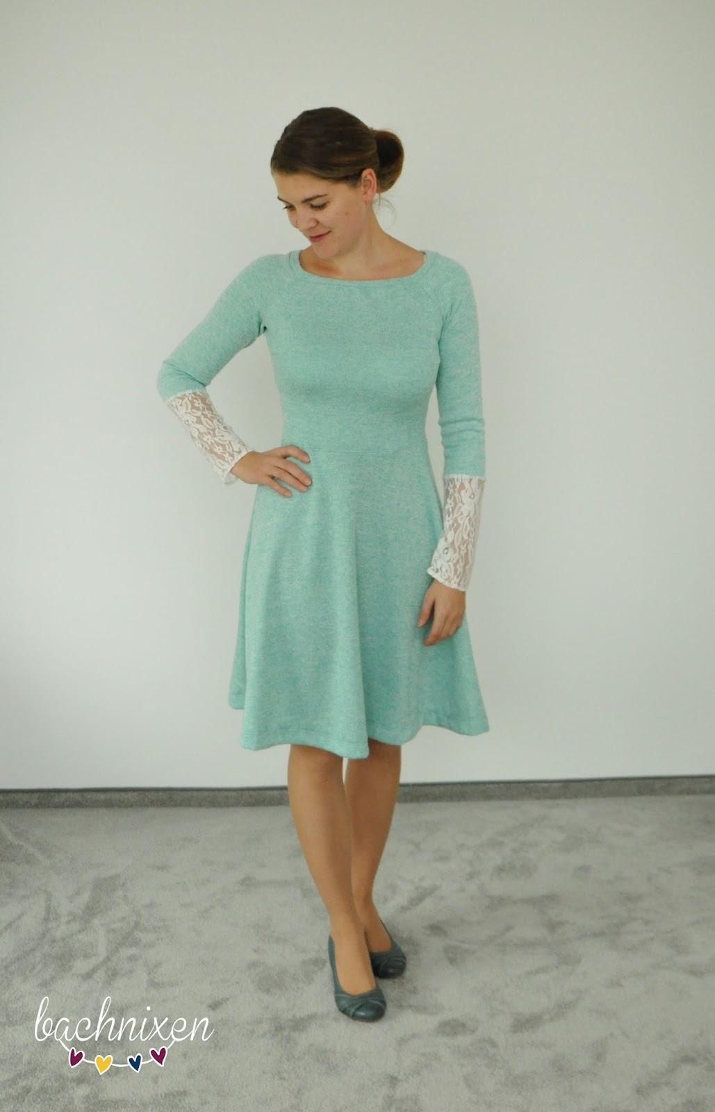 bachnixen: Ein besonderes Kleid für einen besonderen Anlass
