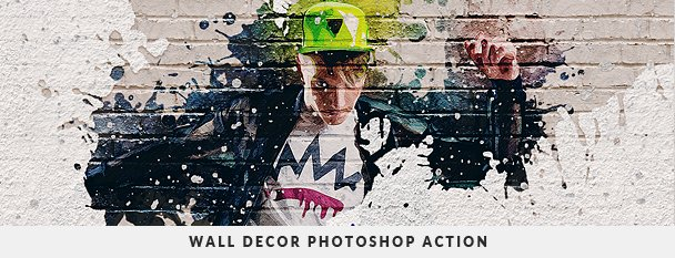 Painting 2 Photoshop Action Bundle - 35