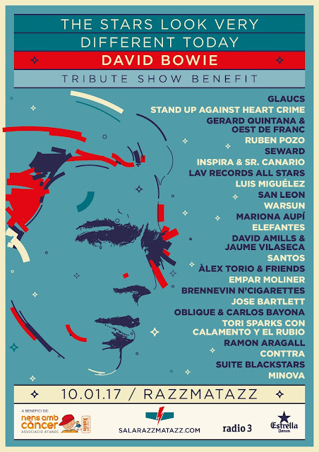David Bowie Tribute Show - Razzmatazz