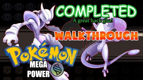 Pokemon Mega Power