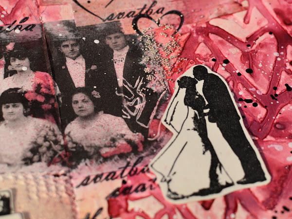 Svatební Art Journal