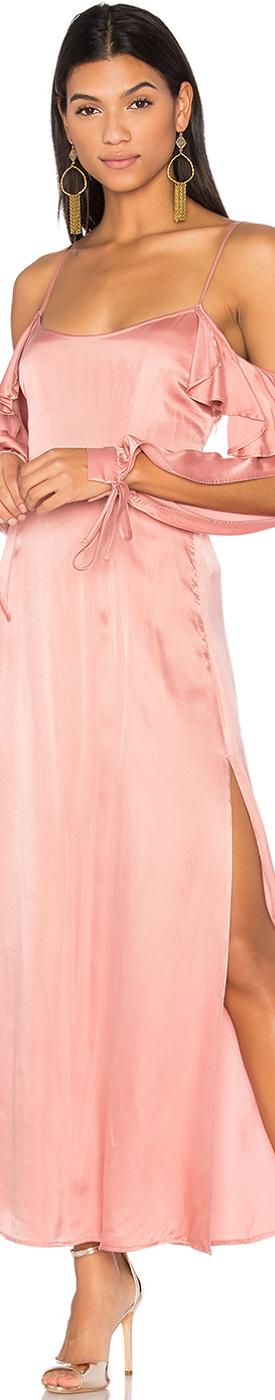 LPA DRESS 125 SHOWN IN ROSE