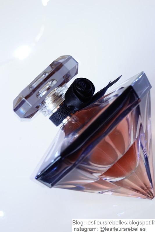 La Nuit Trésor de Lancôme Eau de parfum flacon profil 2 entier