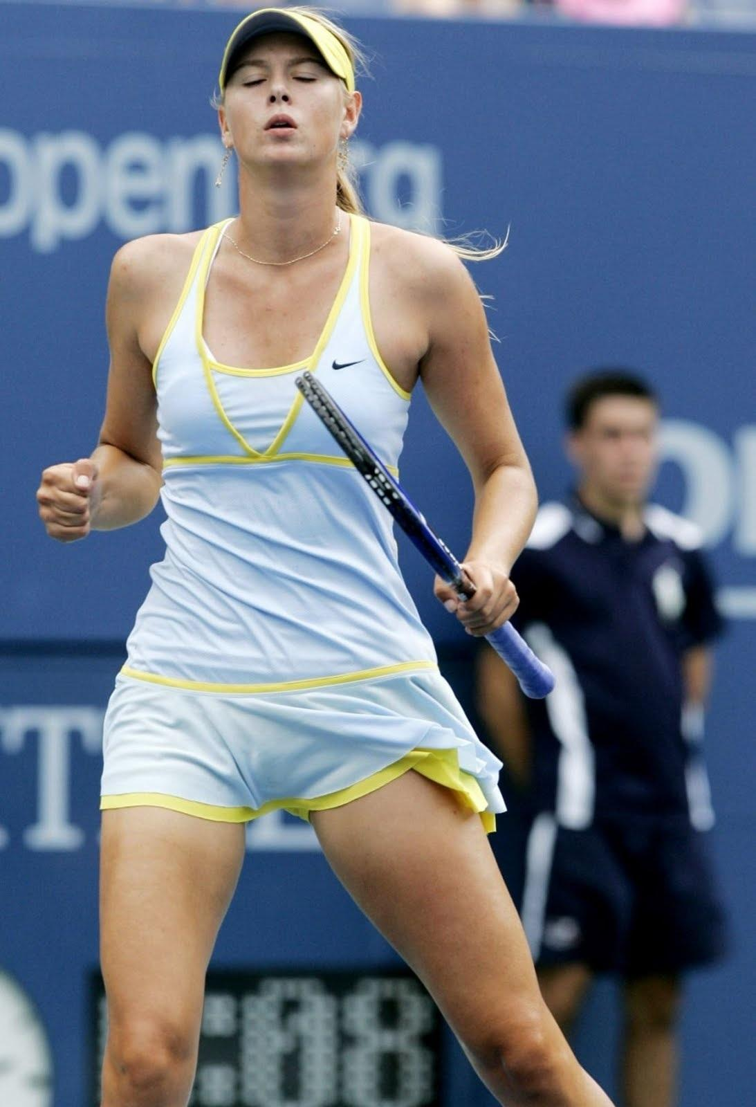 sharapova maria hot - photo #29