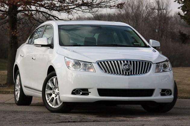 2012 Buick LaCrosse Eassist ~ CAR NEWS