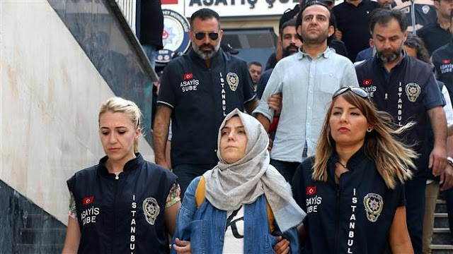 Turkey detains dozens, issues warrants over links to alleged coup plotter Fethullah Gulen