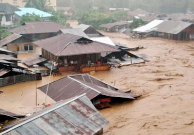 Beberapa Cerita Mistis sebelum dan sesudah Terjadinya Banjir Bandang Garut