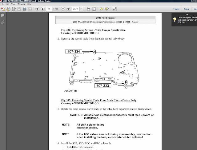5r55e Transmission manual pdf