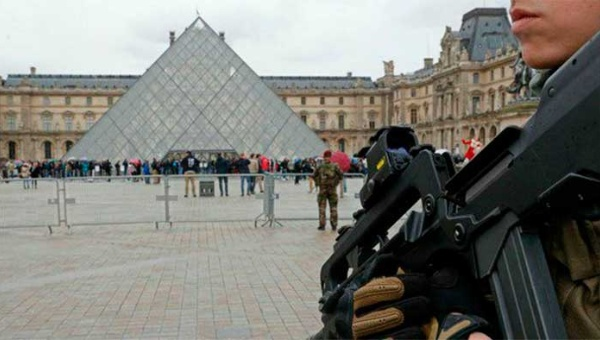Francia apuesta por patrullas dinámicas contra el terrorismo