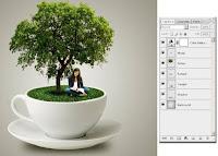 Cara Manipulasi Foto dengan Photoshop, Tutorial Photoshop Belajar Memanipulasi Foto dengan Photoshop, Cara Manipulasi Foto dengan Photoshop, kumpulan manipulasi photoshop cs3, artikel tutorial manipulasi photoshop, manipulasi gambar, edit efek foto, edit foto di photoshop.