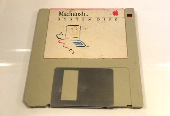 Macintosh System Disk 1984