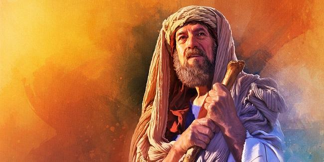 Ποιος ήταν ο Αβραάμ ο μεγάλος πατριάρχης της εβραϊκής φυλής ?