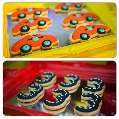 cookies carros vintage