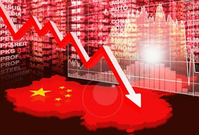 Chinese Economy Slowed Down
