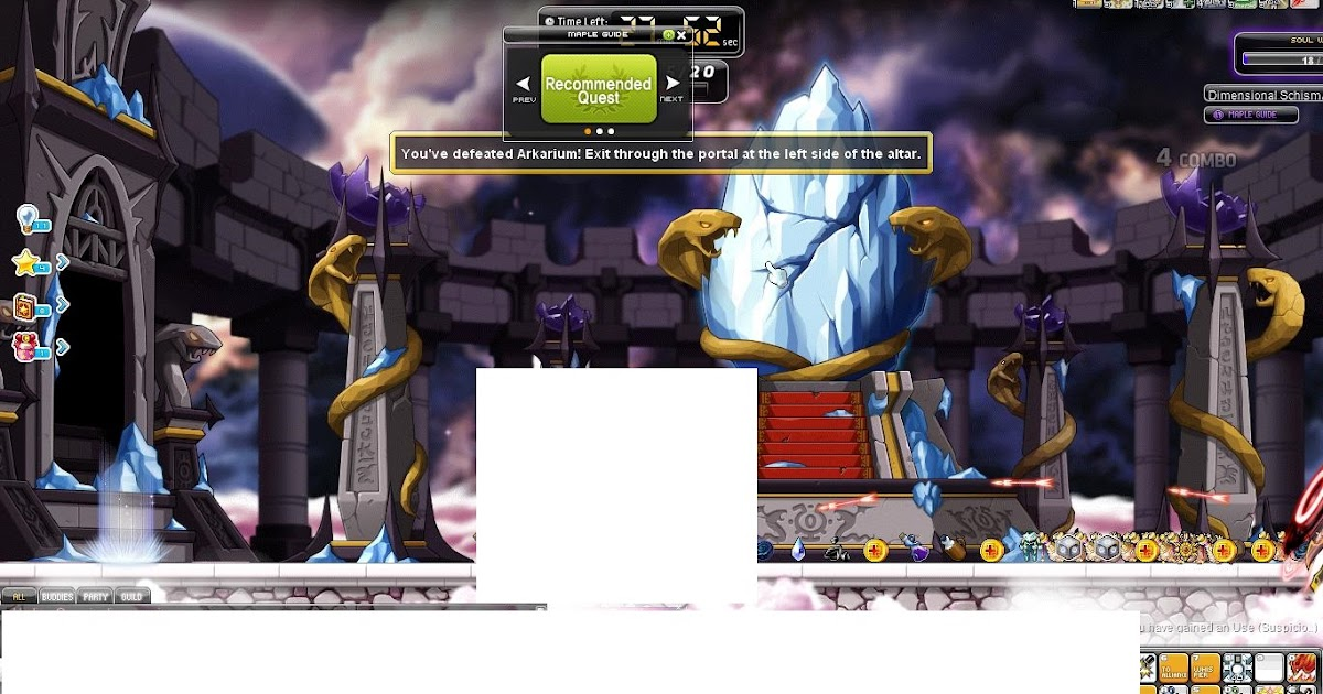MapleSecrets   IMBA and CRAZY RICH MapleSEA Legend