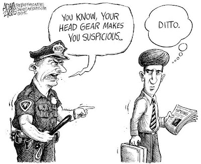 Notes of a Gentle Cynic: NYPD Admits Muslim Spy Program