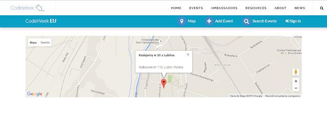 http://events.codeweek.eu/view/10082/kodujemy-w-30-z-lublina/