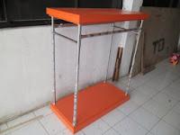 Display Etalase Pakaian - Custom Furniture Semarang