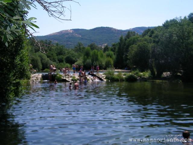 Mam orienta las presillas piscinas naturales en for Piscinas naturales de rascafria