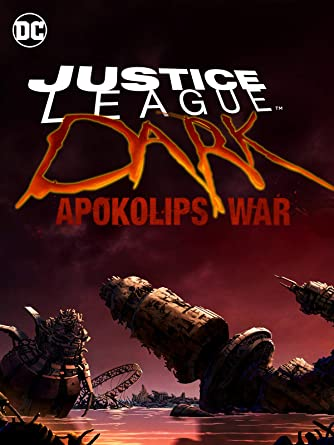 Justice League Dark: Apokolips War 2020 English 300MB HDRip 480p