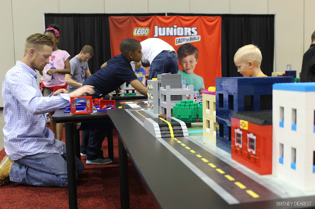 LEGO, kids, fest, brick, review, fun, kansas city