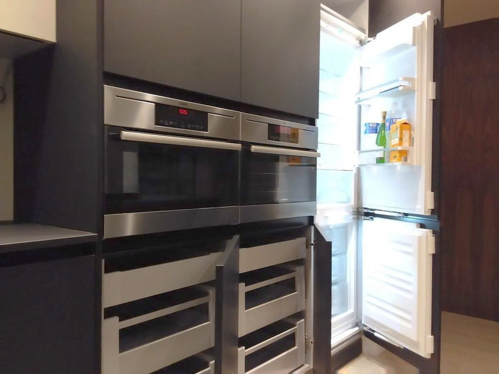 Atractiva y pr ctica una cocina con el fuerte car cter for Cocina practica