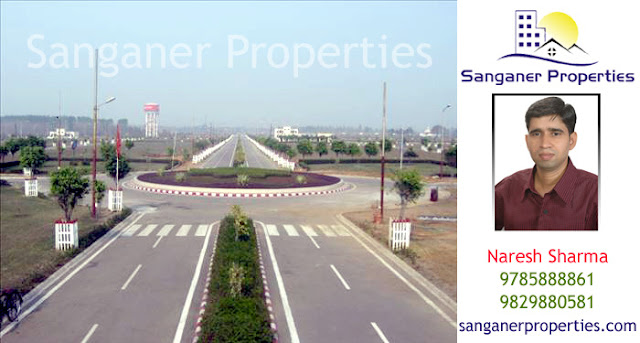 Commercial Plots and Lands in Sanganer