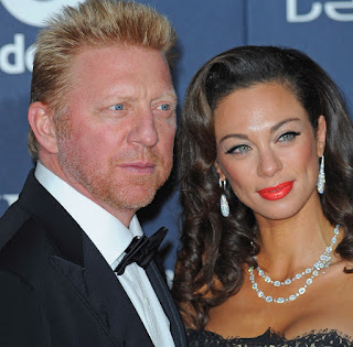 Boris Becker And Lily Becker Together In An Event